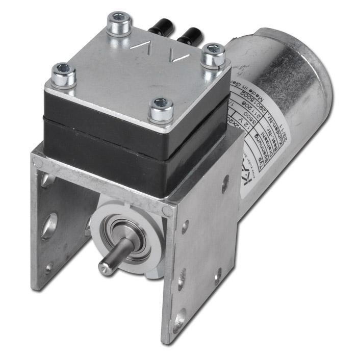 Vakuumpumpe Quot 7010dc Quot Mini Membran Kompressor 1 Bis 2 2