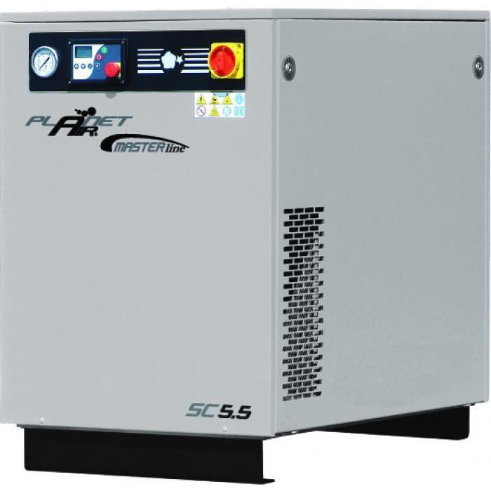 Schraubenkompressor - 10bar - 700 l/min bis 1900l/min - ohne Kessel ...