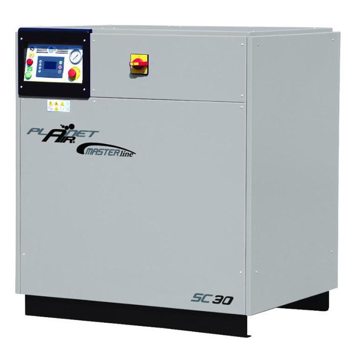schraubenkompressor 10 bar 4200 5000 l min 30 37 kw master line. Black Bedroom Furniture Sets. Home Design Ideas