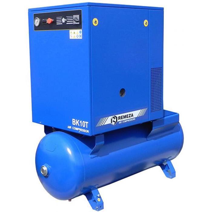 Schraubenkompressor - 7,5 kW - 270 L Kessel - 10 bar - 1000 l/min ...
