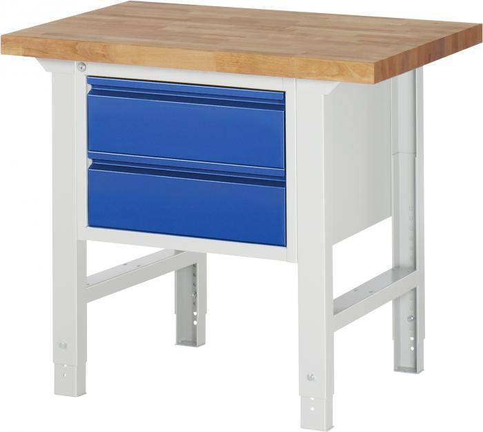 werkbank basic 7125 h henverstellbar max 750 kg. Black Bedroom Furniture Sets. Home Design Ideas