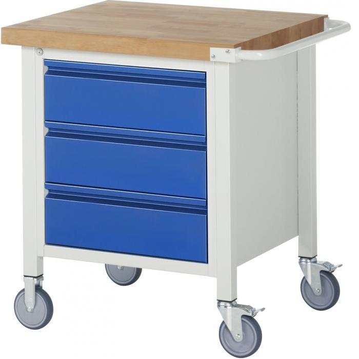 werkbank basic 8157 fahrbar max 450 kg mit. Black Bedroom Furniture Sets. Home Design Ideas