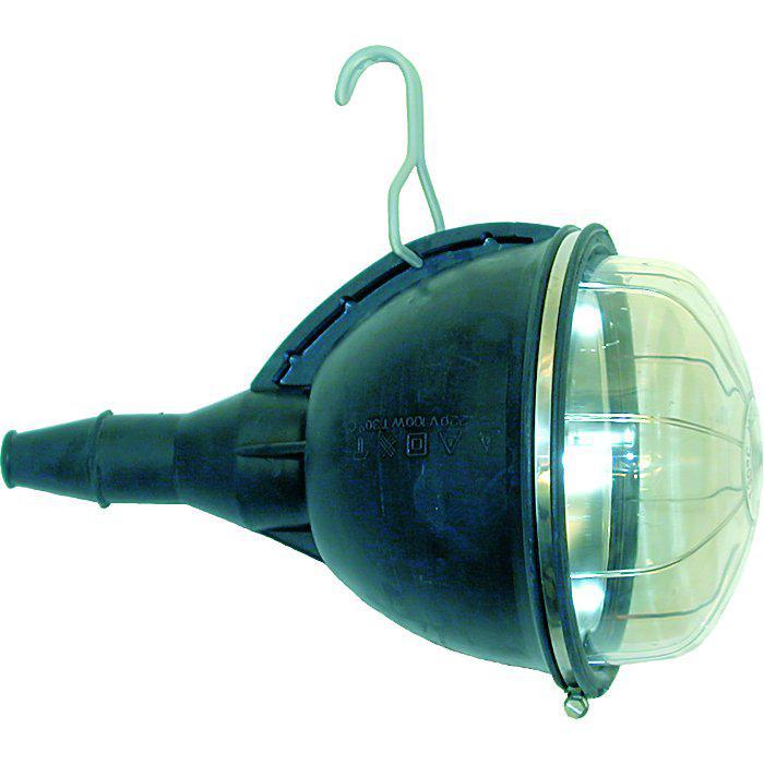 Handleuchte ip 55 100 watt ohne kabel und gl hlampe - Weihnachtsbeleuchtung ohne kabel ...