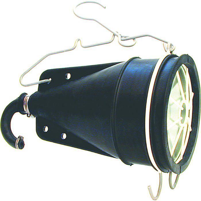 Arbeitsleuchte ip 44 150 watt ohne kabel und gl hlampe - Weihnachtsbeleuchtung ohne kabel ...