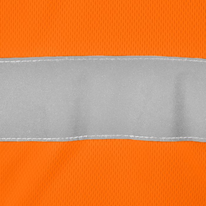 uwe warnschutz poloshirt farbe orange safestyle en 471 2. Black Bedroom Furniture Sets. Home Design Ideas