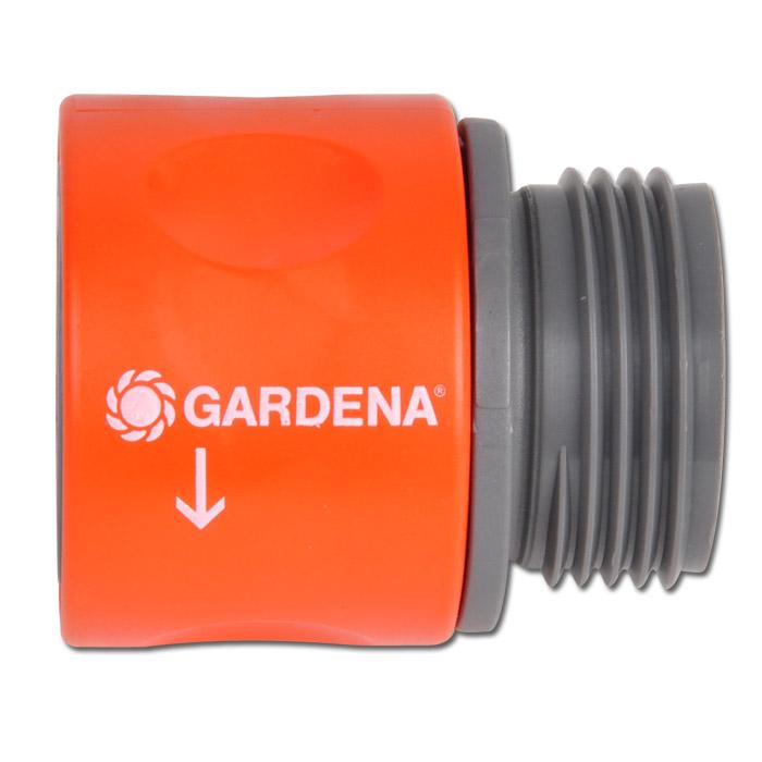 gardena schnellkupplung mit au engewinde 3 4. Black Bedroom Furniture Sets. Home Design Ideas